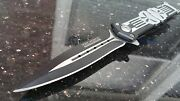 8.5 Tac Force Tactical Spring Assisted Folding Knife Blade Pocket Open Switch