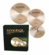 Istanbul Mehmet Traditional Cymbal Pack Box Set