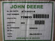 John Deere At334321 Wiring Harness Hitachi Operator Staion Cab New