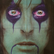 Alice Cooper - From The Inside Lp Vg-/vg