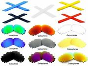 Galaxy Replacement Lens For Racing Jacket/jawbone Vented Multi-color