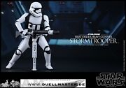 Star Wars Sideshow Hot Toys - First Order Heavy Gunner Storm Trooper - New/boxed