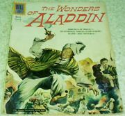 The Wonders Of Aladdin Four-color 1255 Fn- 5.5 1961 40 Off Guide