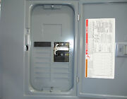 New Square D Panel W/breakers And Receptacle 20,30, Or 50 Amp 4 Portable Generator