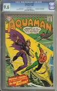 Aquaman 29 Cgc 9.6 White Pages // 1st Appearance Ocean Master