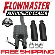 Flowmaster 817633 2009-2018 Dodge Ram 1500 5.7l Direct-fit Outlaw Muffler And Tips