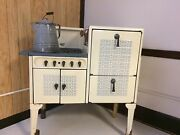 Antique 1920and039s-1930and039s Magic Chef Gas Stove Range American Stove Company Vintage