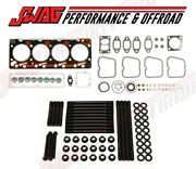 Swag Performance Engine Gasket Kit With Arp Head Studs For 4bt Cummins 3.9l