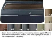 1971-72 Oldsmobile Cutlass Supreme Front And Rear Door Panels - Pui
