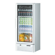 Turbo Air Tgm-12sd-n6 Refrigerator 1 Door Swing Glass Merchandiser
