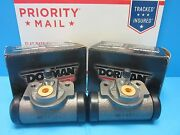 2 Drum Brake Wheel Cylinders Rear Left And Right Replace Gmc Oem 18004880