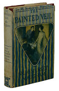 The Painted Veil By W. Somerset Maugham First Edition 1st Printing 1925