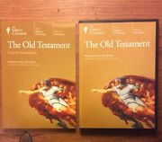 The Old Testament The Great Courses 4 Dvd Set + Course Guidebook