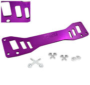 02-05 Civic Si 3dr Ep3 / -06 Rsx Dc5 Type-r Jdm Rear Chassis Brace Subframe Purp