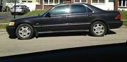 Black 1996 Acura Rl Leather Seats New Battery