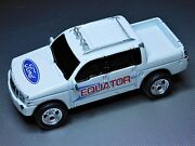 2000 Ford Motor Company Equator Concept Diecast Truck 148 Prototype Never Sold