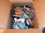 Vintage 82- Refrigerator Fridge Old Magnet Lot Mostly World Wide Cities And Usa