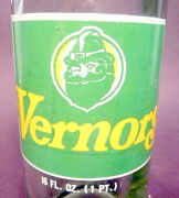 Vintage Acl Soda Pop Bottle Modern Graphic Vernors - 16 Oz Acl