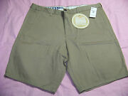 Dockers Game Day Men's Illinois Fighting Illini Shorts Straight Fit Flat Front