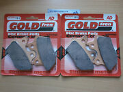 Front Brake Pads For Harley-davidson Most Models Please Contact Us Goldfren