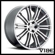 20 Redbourne Manor Silver Wheels Rims Fits Range Rover Sport Hse Supercharged