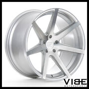 20 Rohana Rc7 Silver Concave Wheels Rims Fits Cadillac Cts V Coupe