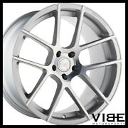 20 Avant Garde M510 Silver Concave Wheels Rims Fits Cadillac Cts V Coupe