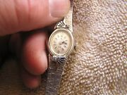 Vintage Helbros Womenand039s Watch 17 Jewels Fancy Band