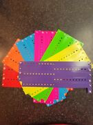 35 3/4 Assorted Plastic/ Vinyl Wristbands Wristbands For Events