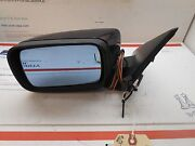 03 Bmw 3-series Driver Side View Mirror Fold In W/memory E10117351 Qf0107