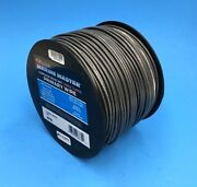 Deka 14 Awg Grey Marine Tinned Copper Boat Stranded Wire 100 Feet Made In Usa