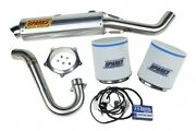Sparks Racing Stage 1 Power Kit Ss Race Core Exhaust Yamaha Yfz450r