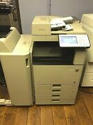 Canon Imagerunner C3330i Loaded With Many Options Low Color Meter