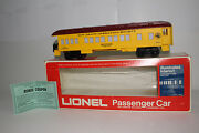 Lionel O Scale 1975 T.t.o.s. Car George Follet 665, Excellent, Boxed
