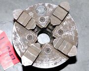 Cushman 8 4 Jaw Chuck For Southbend Inv.16947