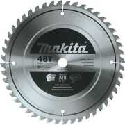 Makita A-95934 8-1/2 48t Carbide-tipped Miter Saw Blade New