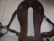1904 Mcclellan Pattern Cavalry Saddle And Harness