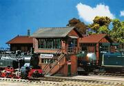 222161 Faller N-scale 1160 Kit Of A Mittelstadt Signal Tower - New