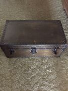 Antique Trunks Chests