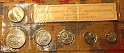 Russia 1967 Mint Coin Set Ussr Soviet Uncirculated Russian Token And Five Coins L
