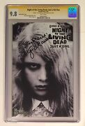 Night Of The Living Dead Just A Girl Andbull Cgc Ss 9.8 Andbull /1000 Andbull Signed George Romero