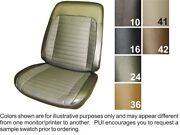 1970 Pontiac Grand Prix Front Bucket And Coupe Rear Seat Covers - Pui