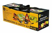 Aa Breakdown And Safety Kit Plus Car Travel Essentials Emergency Pack