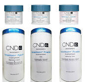 Cnd Sculpting Powders Retention+ Clear Intense Pink-sheer Bright White-opaque.
