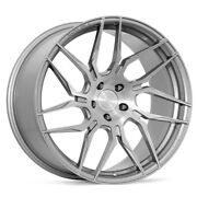 20 Rohana Rfx7 Titanium Forged Concave Wheels Rims Fits Ford Mustang Gt Gt500