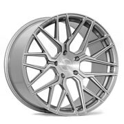 20 Rohana Rfx10 Titanium Forged Concave Wheels Rims Fits Ford Mustang Gt
