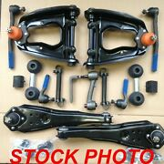 Ford Mustang 1967 Super Front End Suspension Kit Performance Rubber Ps Only
