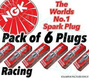 6x New Ngk Racing Spark Plugs - Part No. R7440a-9l Stock No. 3795 6pk Sparkplugs