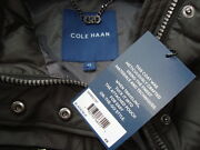 Nwt Cole Haan Light Weight 90 Down Long Coat Jacket With Travel Pouch Sz Xs