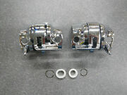 61 62 63 64 Chevrolet Impala Convertible Top Latch Pair With Bushing Kit Chevy